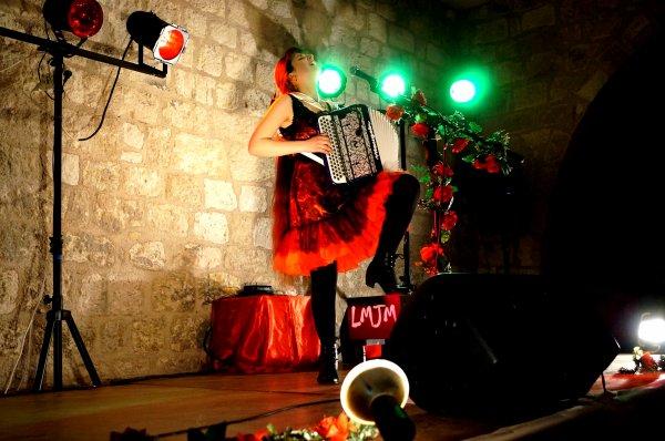 Photos souvenirs du Concert à Castelnau-Montratier, le 21/04/2013