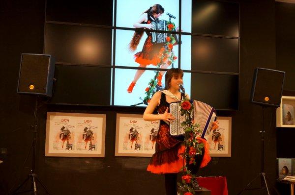 LMJM en Showcase à Cultura