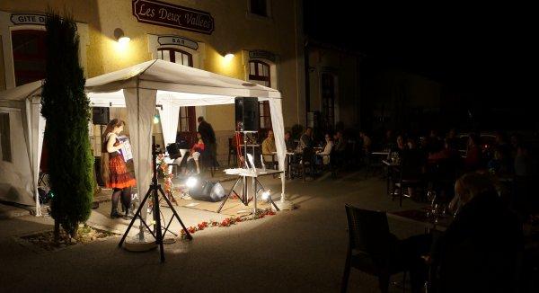 """LMJM au restaurant """"Les Deux Vallées"""""""