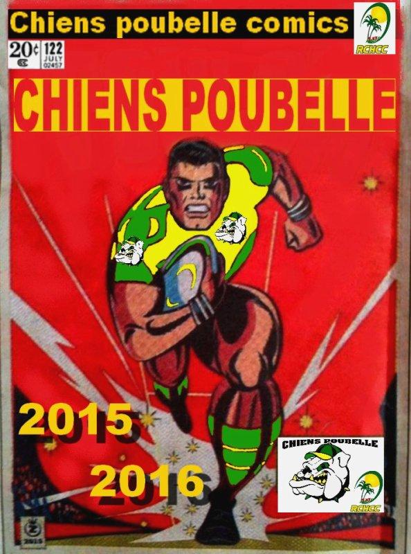 Saison 2015 / 2016