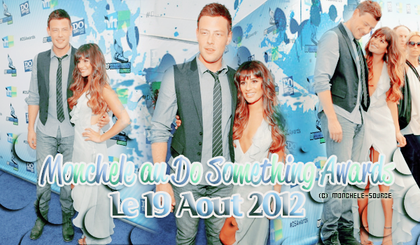 Monchele au Do Something Awards - Déco - Créa -