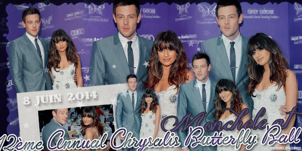 Monchele au 12th Annual Chrysalis Butterfly Ball - Déco - Créa -