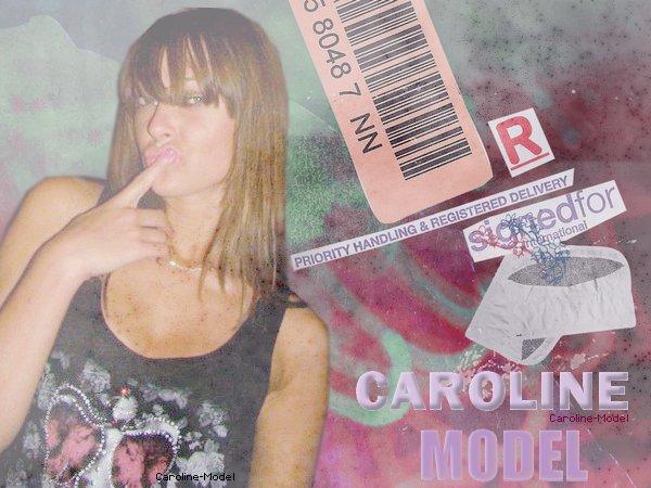 Caroline-Model : Ta Source sur Caroline Receveur