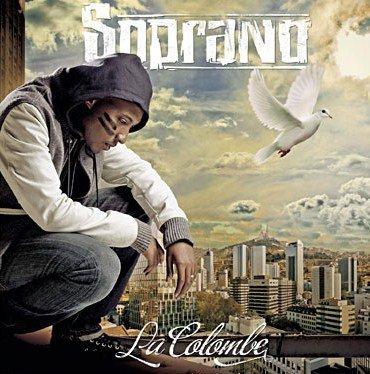 LA COLOMBE NOUVEL ALBUM DE SOPRANO LE 4 OCOTOBRE DANS LES BACS