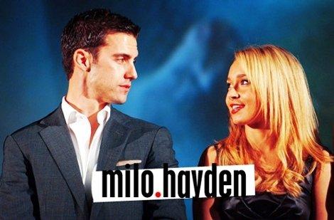 #_Milo Ventimiglia amoureux d'Hayden Panettiere depuis longtemps !_#