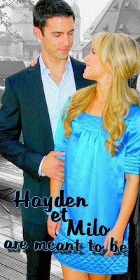 #_Hayden Panettière et Milo Ventimiglia : deux super « heroes » super amoureux _#