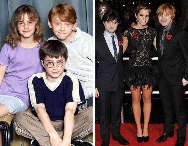 Harry Potter 1 &2 & 3 & 4 & 5 & 6 & 7