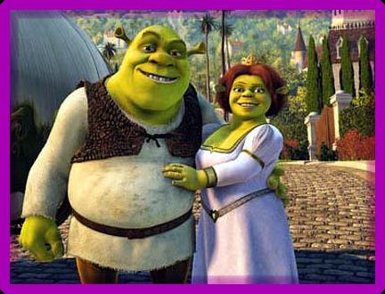 Shrek 1 & 2 & 3