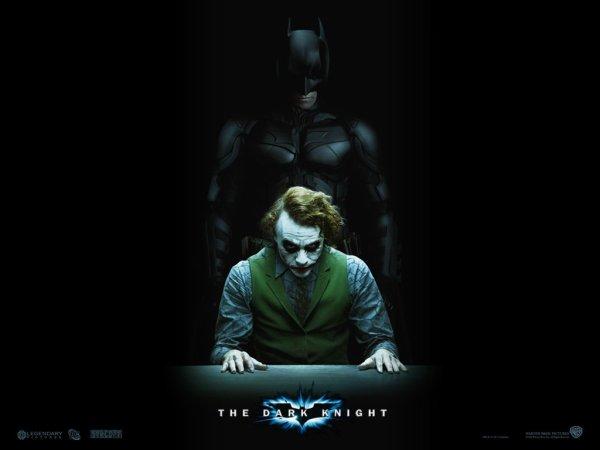 The Dark Knight ( Le chevalier noir )