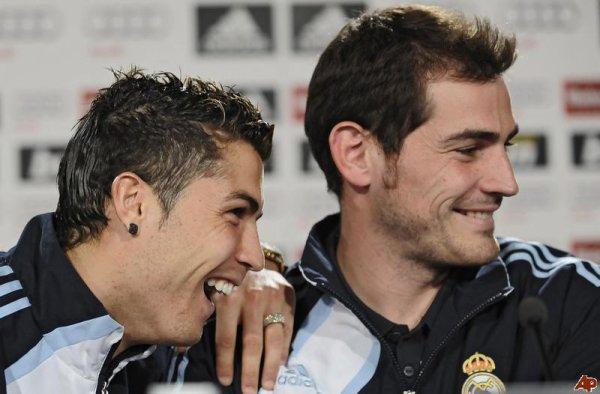 C. ronaldo__Casillas