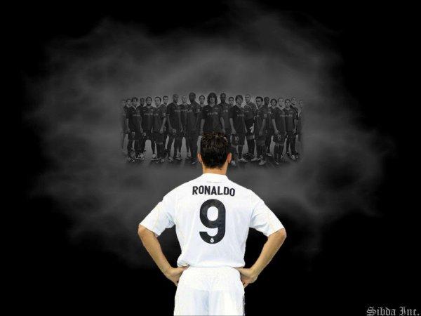 C.Ronaldo vs barcelona
