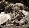 Etant petite on rêve du prince charmant, en étant grande on y croie plus ...
