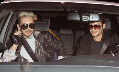 Encor Bill & Tom <3