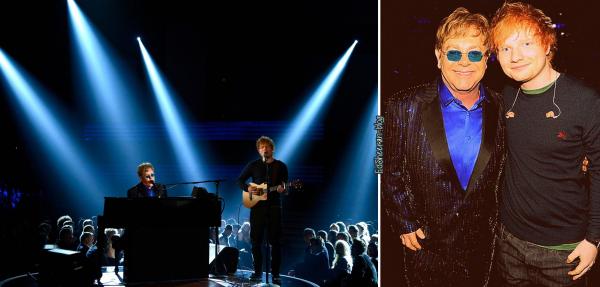 Ed aux Grammy Awards 2013