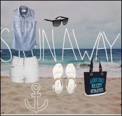 Tenue pour la plage ! :)