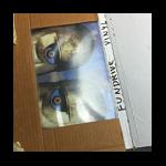 "» Dernier achat : Pink Floyd "" The Division Bell"" (1994)."
