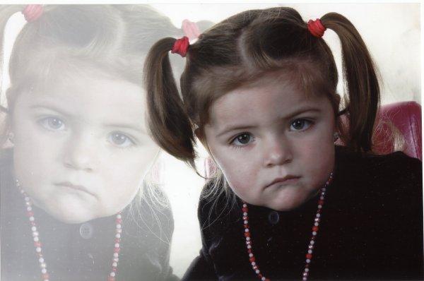 Photo de ma princesse fait par un photographe