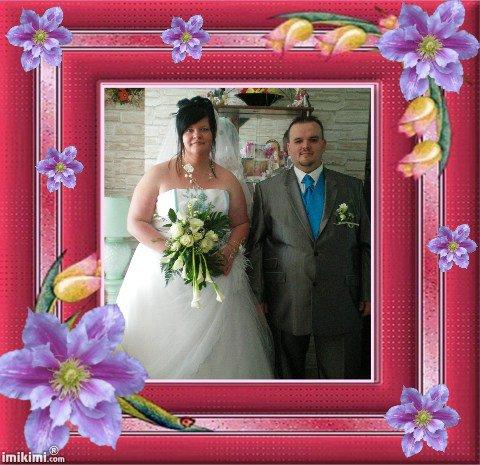 Le 7 mai 2011 le jours de notre mariage