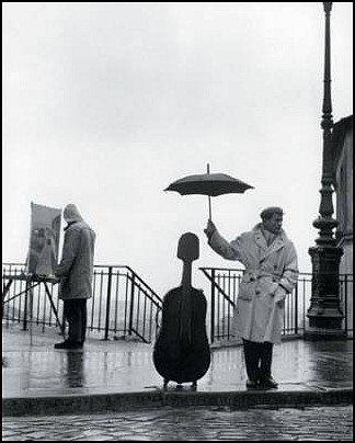 """"""" [...] moi j'veux bousculer l'bonheur ,tomber sur lui un jours de pluie.."""""""