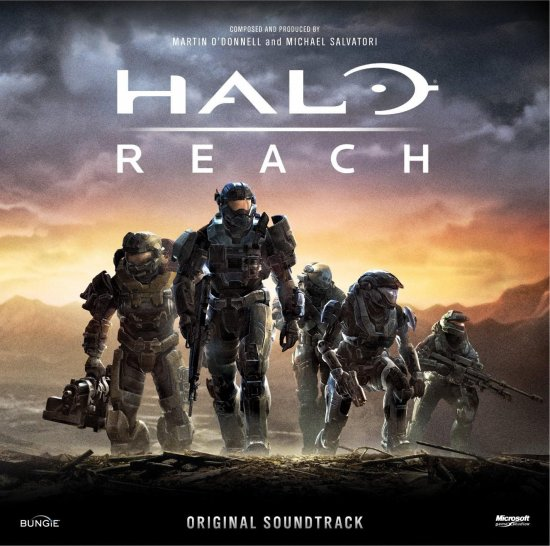 Halo Reach : Original Soundtrack / Overture (2010)