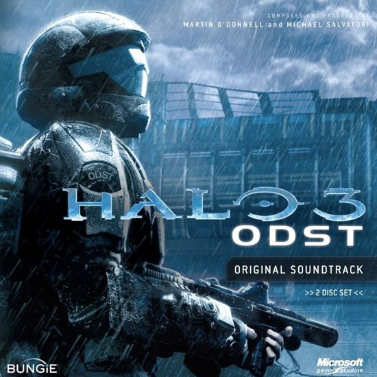 Halo 3 ODST : Original Soundtrack / Finale (2009)