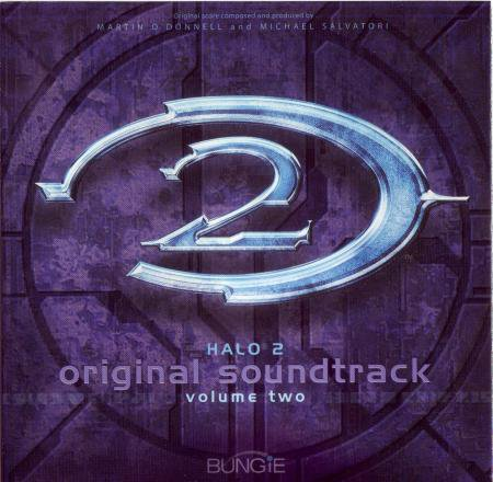 Halo 2 : Original Soundtrack / Ghosts Of Reach (2004)