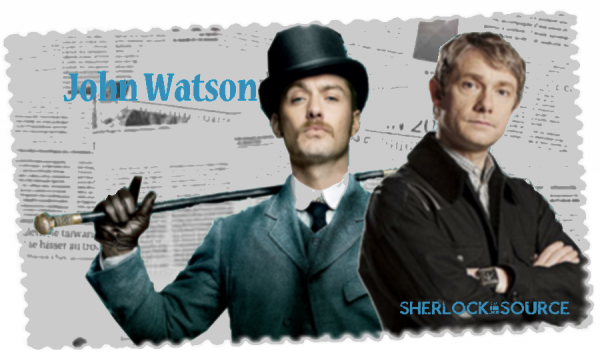 Le Docteur John H. Watson