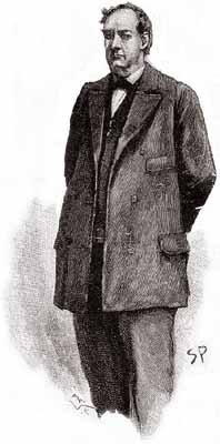 Mycroft Holmes, l'illustre gentleman
