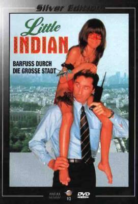 jacquette du dvd un indien dans la ville version allemande recto skyblog d di mimi. Black Bedroom Furniture Sets. Home Design Ideas