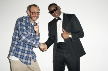 R.Kelly par Terry Richardson