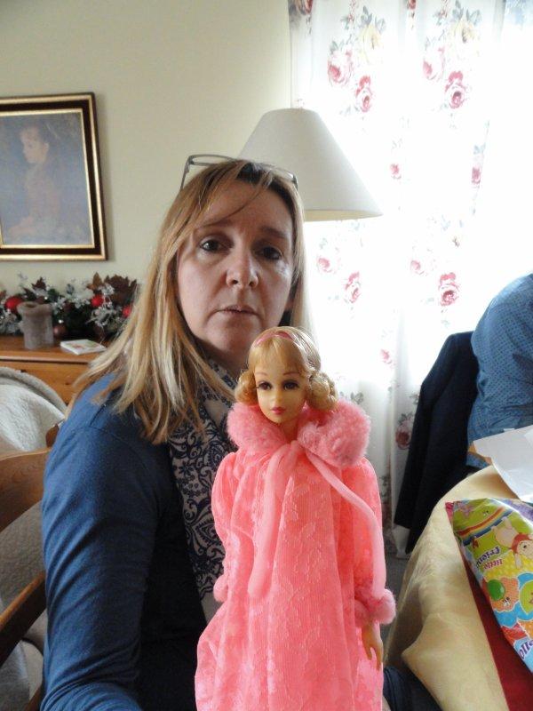 Francie....de Mattel
