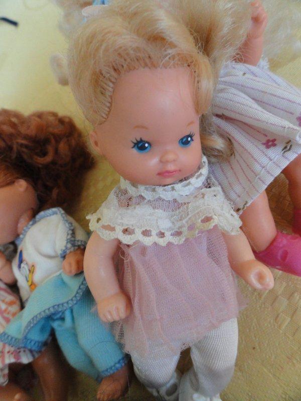 et encore Shelly, Heart Family 1985...de Mattel