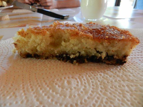 DELICIEUX gâteau moelleux coco et pépites de chocolat