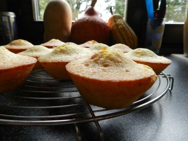 Hum les bons muffins...