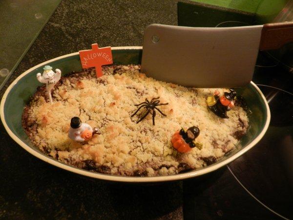 Repas d'halloween