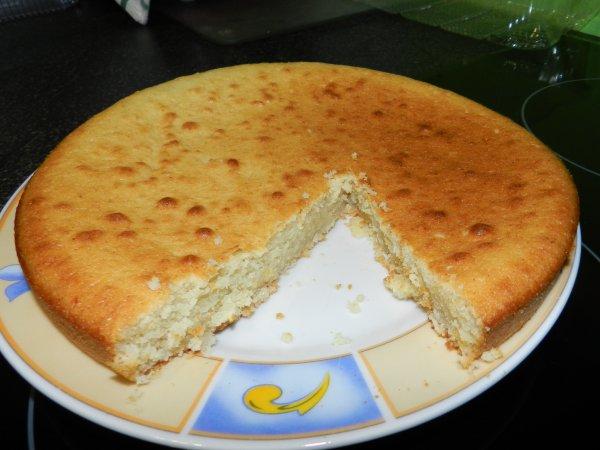 Gâteau facile à la noix de coco