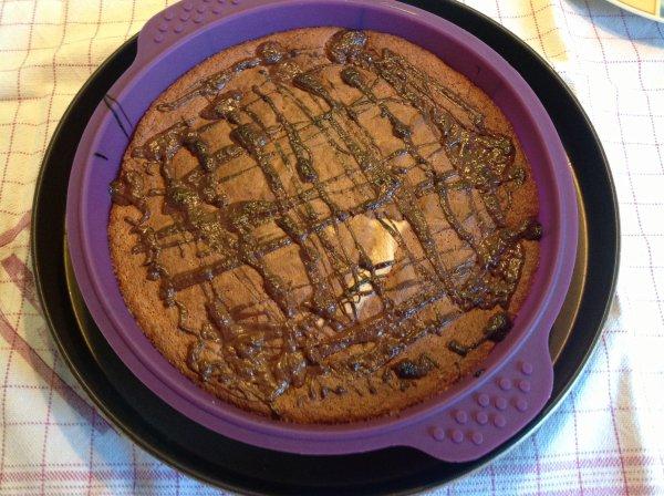 Gâteau aux bananes et Nutella