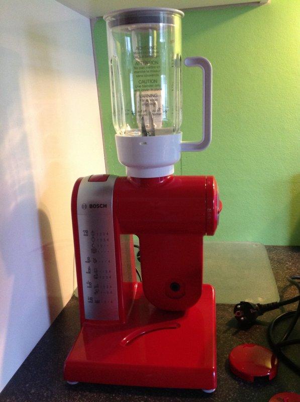 Pour compléter mon robot de cuisine