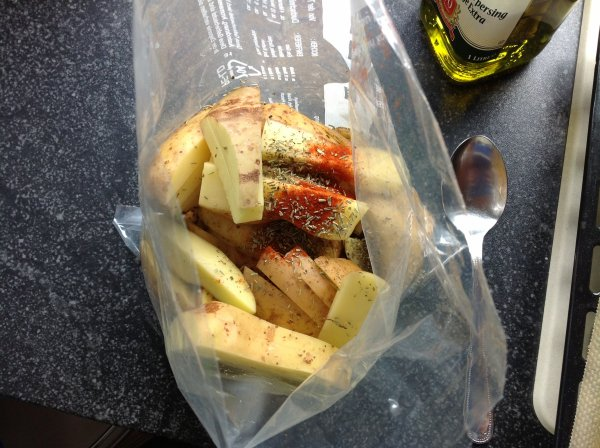 Les potatoes de Patchouka