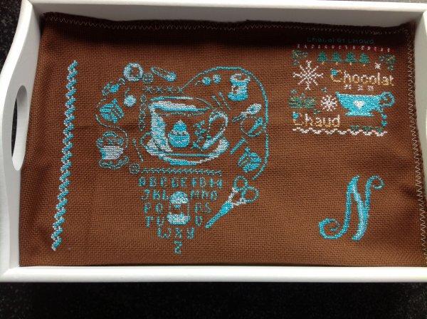 chaud cacao, chaud chaud chaud chocolat :)