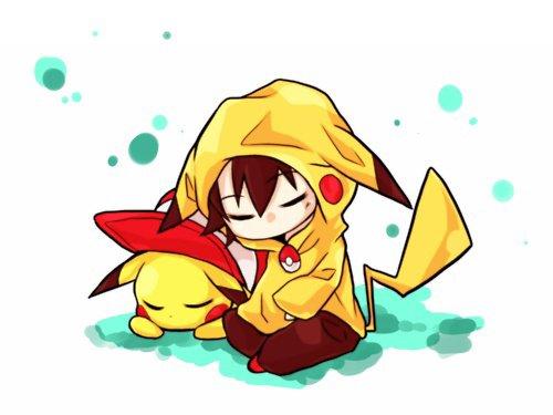 Pikapi! ... Pikachuuuu ! ♥