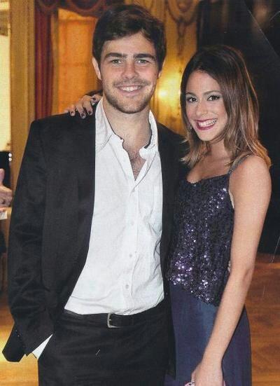 Violetta et son petit copain