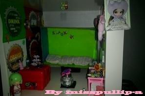 ma doll house :)