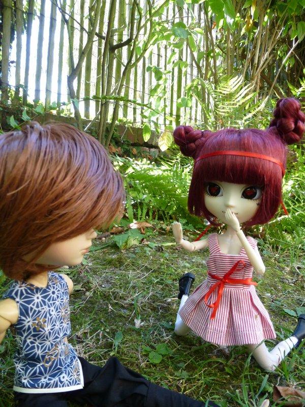 Petit coeur timide...(story 3)