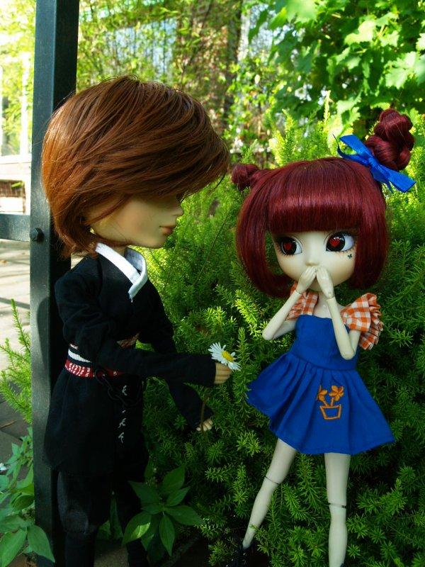 Surprise de coeur♥!! (story 5)