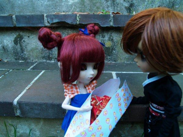 cadeaux de coeur!♥(story 6)