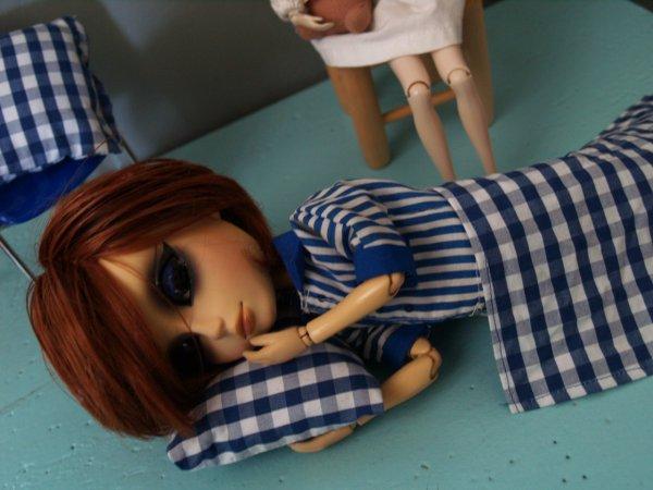 Tous en pyjama^^♥