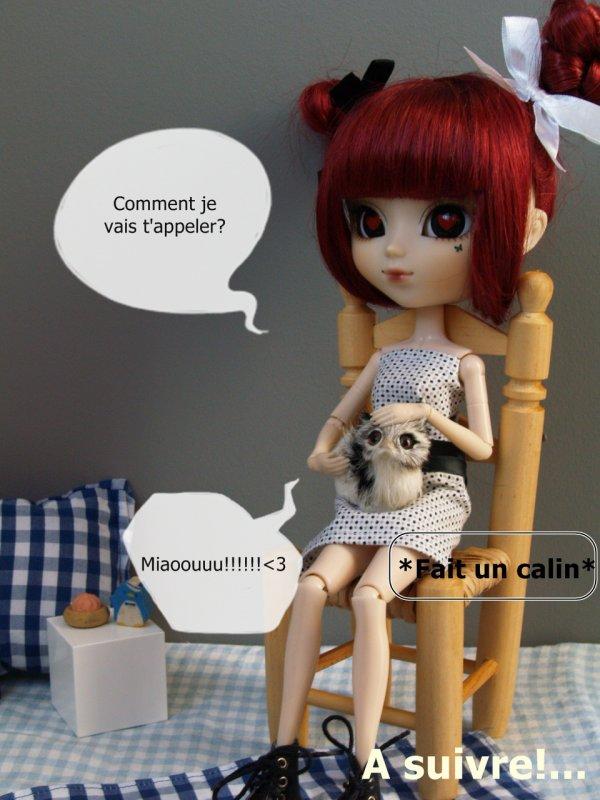 """Petit """"'Miii... Miiii.'""""?( story 8)"""