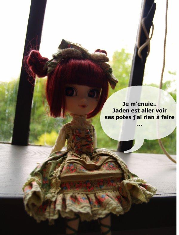 Rencontre pullipienne avec Eva une pote à moi (pas de blog)