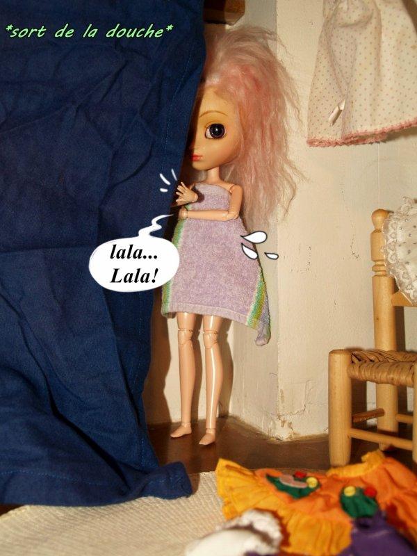 Ptits problèmes dans la Doll-House: Hoho... (Story!) part 1.